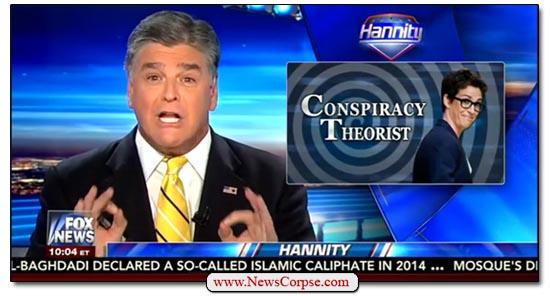 Sean Hannity Maddow