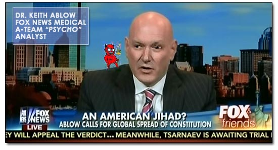 Keith Ablow Jihad