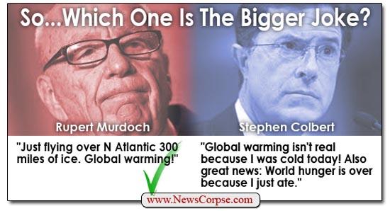 Rupert Murdoch - Stephen Colbert