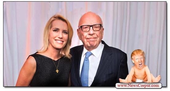Rupert Murdoch Laura Ingraham