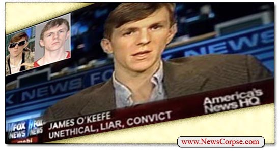 Fox News James O'Keefe