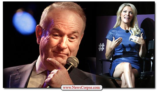 Bill O'Reilly Megyn Kelly