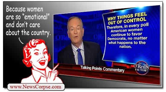 Fox News Bill O'Reilly