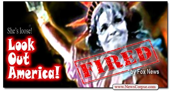 Sarah Palin Fired by Fox News