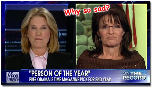 Sarah Palin Irrelevant