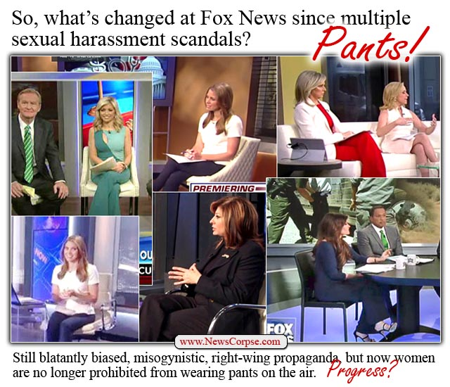Fox News Pants