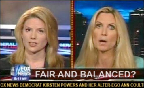 Kirsten Powers - Ann Coulter