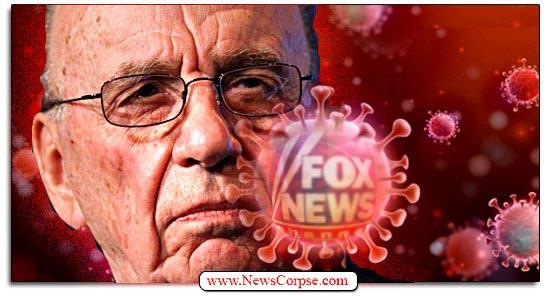 Rupert Murdoch, COVID