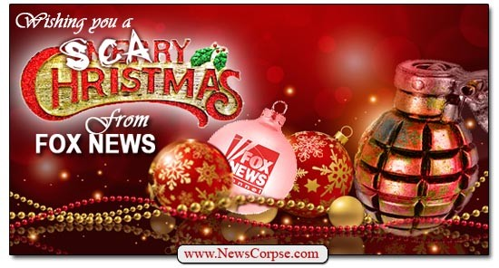 Fox News Scary Christmas
