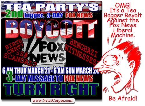 Fox News Boycott
