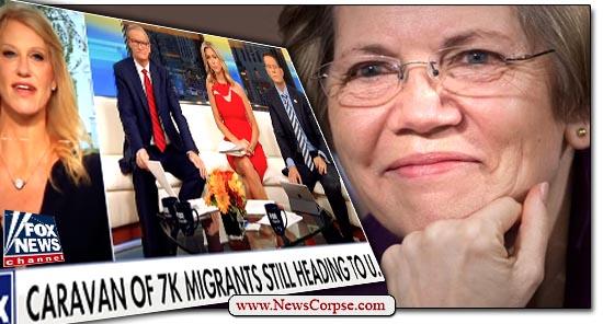 Elizabeth Warren, Fox News
