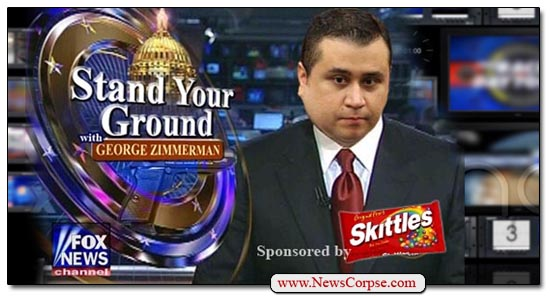 Fox News George Zimmerman