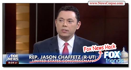 Jason Chaffetz Fox News