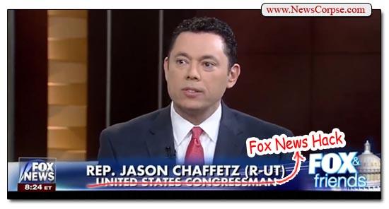 Jason Chaffetz Fox News