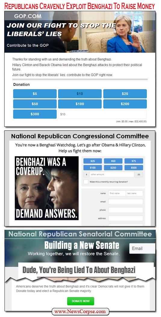GOP Benghazi Fundraising