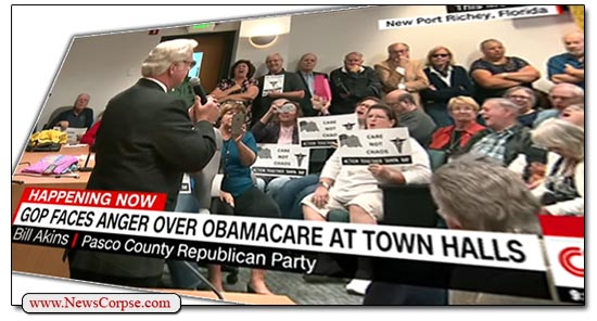 GOP Death Panel Town Hall