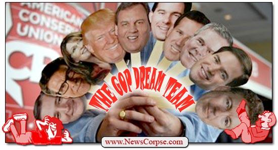 GOP Dream Team