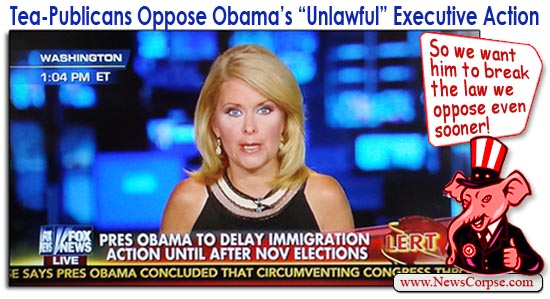Wingnuts On Immigration