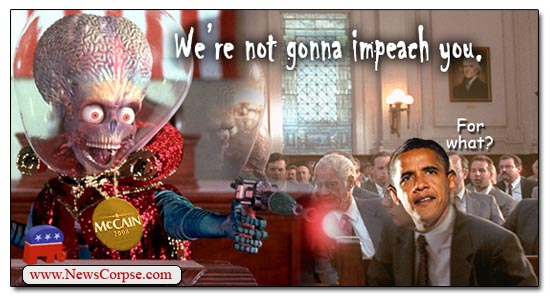 Mars Impeaches
