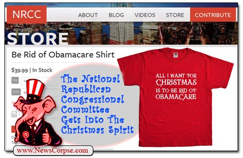 Republican ObamaCare Christmas