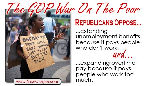 GOP on Overtime Pay
