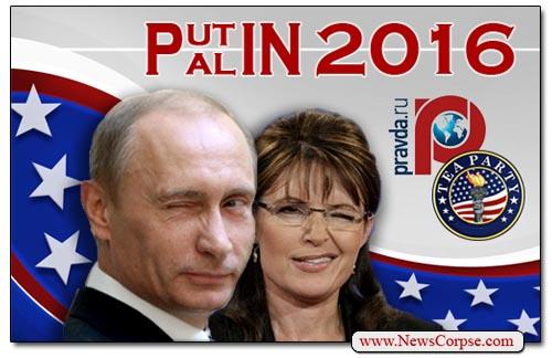 Putin/Palin