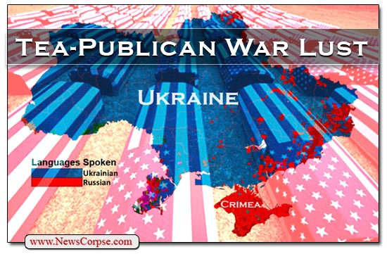 Republican War Lust