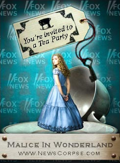 Malice in Wonderland - Tea Party