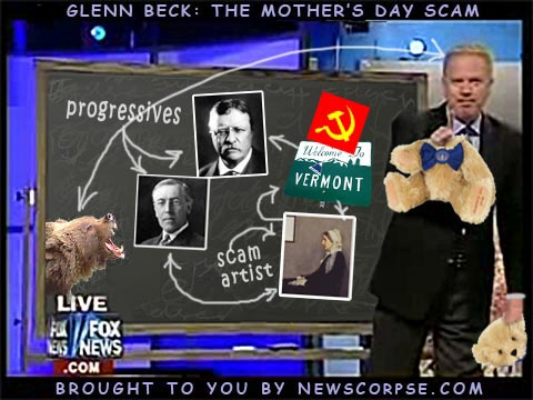 Glenn Beck Mothers Day Scam