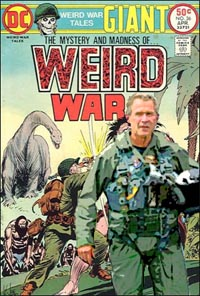 Bush Superhero