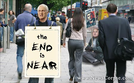 Dick Cheney - The End Is Near