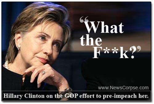 Hillary Clinton WTF