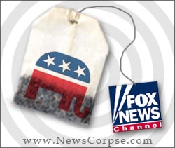 Fox News Tea Bag