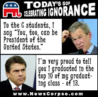 GOP Ignorance