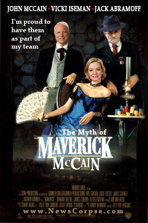 They Myth of Maverick McCain