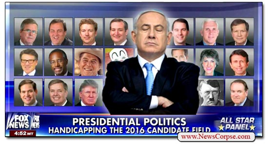 Netanyahu GOP