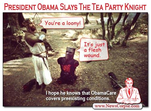 Obama/Tea
