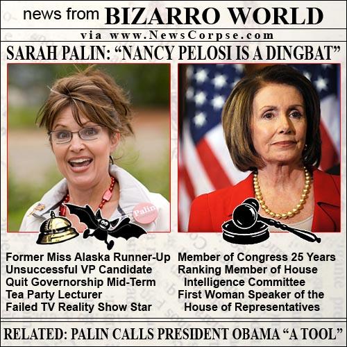 Palin/Pelosi