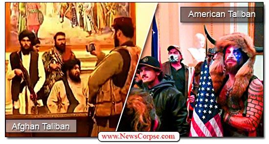 American Afghanistan Taliban