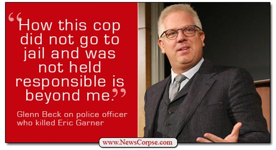 Glenn Beck on Garner