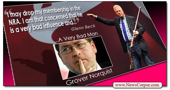 Glenn Beck - Grover Norquist