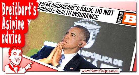 Breitbart ObamaCare