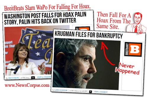 Breitbart - Krugman