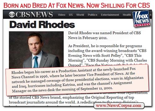 CBS News David Rhodes