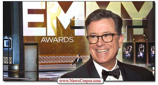 Emmys Stephen Colbert