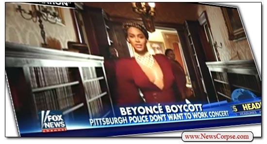 Fox News on Beyonce