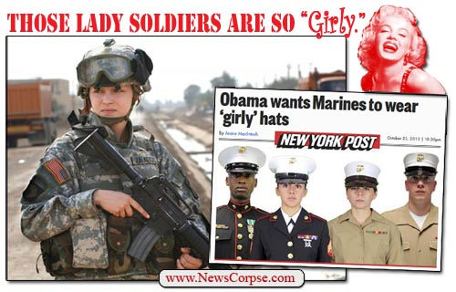 Girly Marines