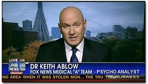 Keith Ablow Psycho Analyst