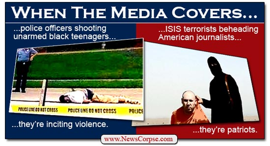 Media Inciting Violence
