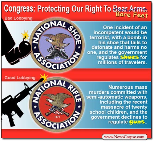 NRA vs. NSA